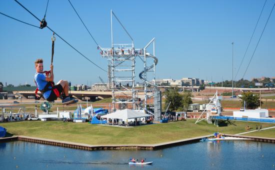 Oklahoma City Boathouse